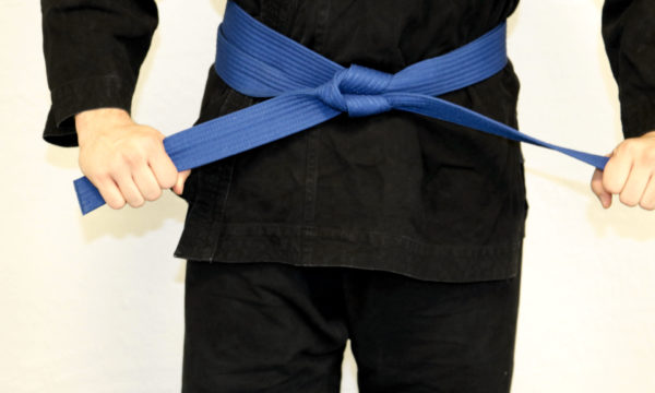 Adult NCS Blue Belt