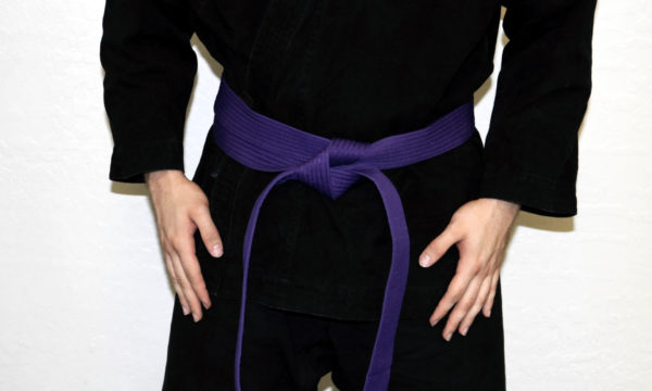Adult NCS Purple Belt