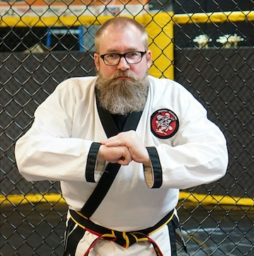 Shihan Bill Cook